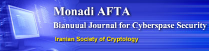 Biannual Journal Monadi for Cyberspace Security (AFTA)